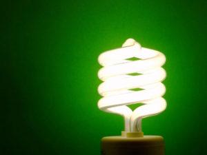 L'éclairage - ampoule fonctionnelle